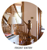 Victorian House Tour: Front Entry