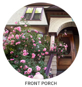 Victorian House Tour: Front Porch