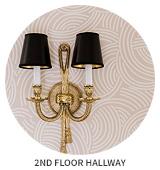 Victorian House Tour: Hallway (2nd Floor)