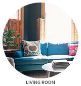 Victorian House Tour: Living Room (Double Parlor)