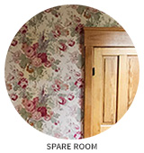 Victorian House Tour: Spare Room (1st Floor)