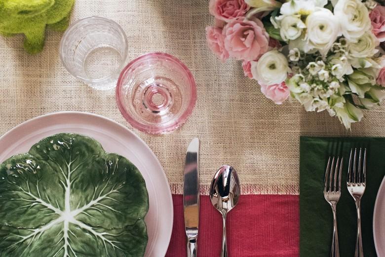 Cabbage Leaf Plates