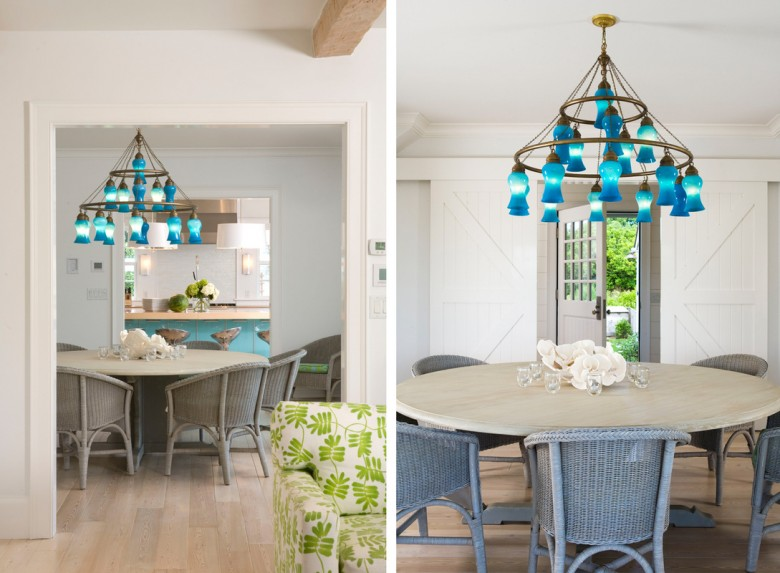 Sara Chandelier - Lynn Morgan Design