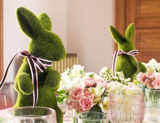 Moss Easter Bunny