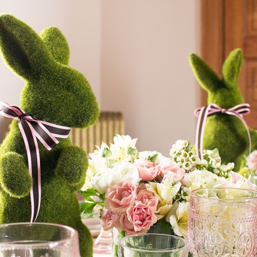 Moss Easter Bunny