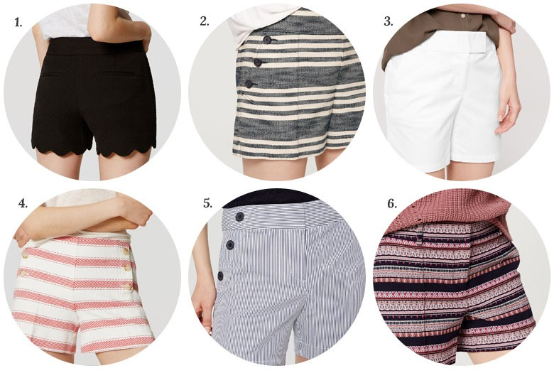 The Best LOFT Riviera Shorts