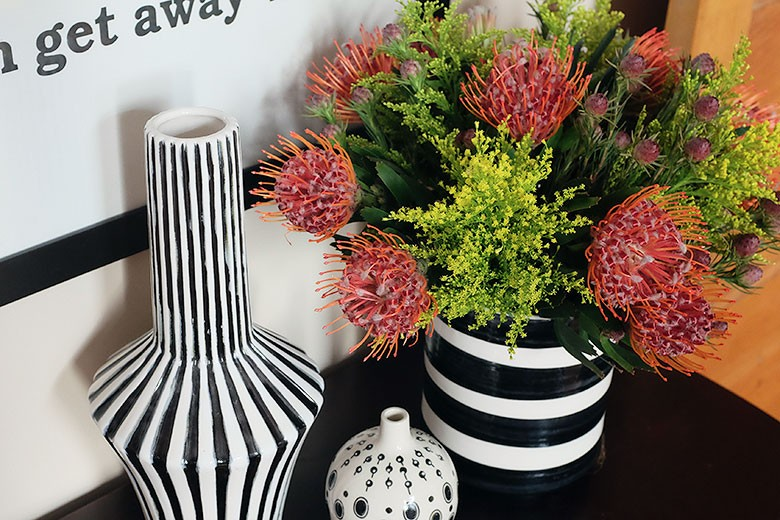 """""""Porcupine"""" Pin Cushion Protea from The Bouqs Company"""