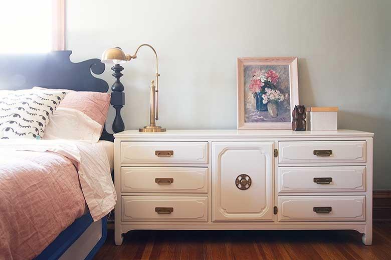 MegMade Painted Dresser