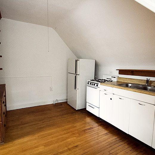 Third Floor Kitchen