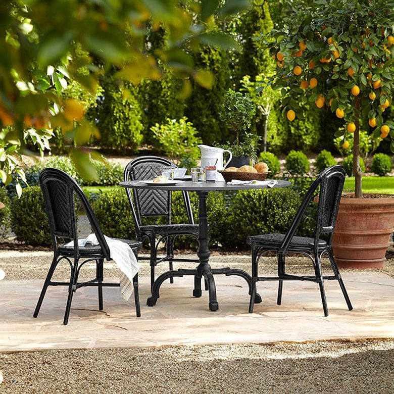 La Coupole Indoor/Outdoor Dining Table, Williams-Sonoma