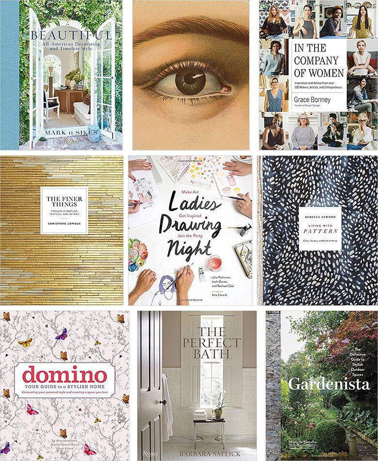 Design Books to Pick Up NOW! Fall, 2016