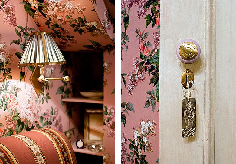 Details from Hamish Bowles