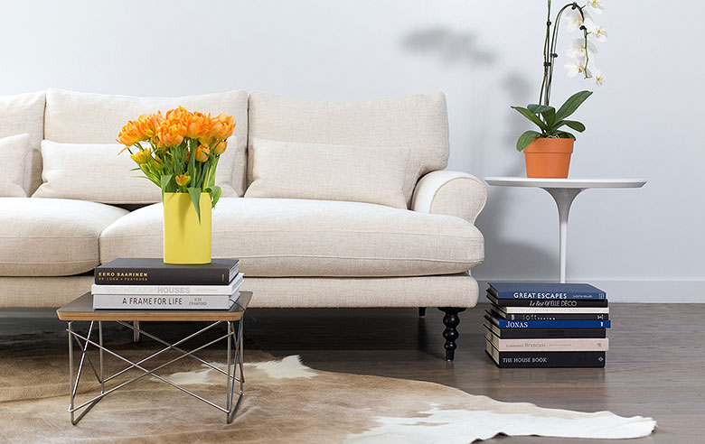 Maxwell Sofa, Apartment Therapy for Interior Define
