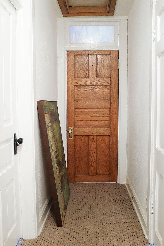 Third Floor Hallway Doors