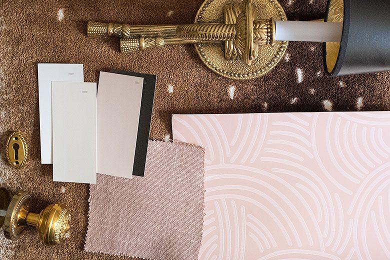 Making it Lovely's One Room Challenge Design Details