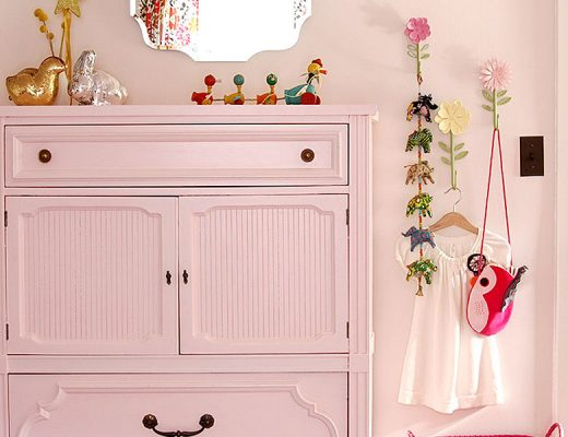 Pink Kid's Room, Making it Lovely