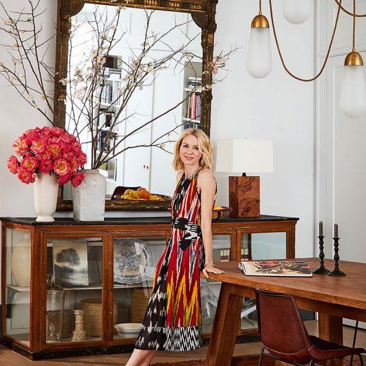 Naomi Watts at Home