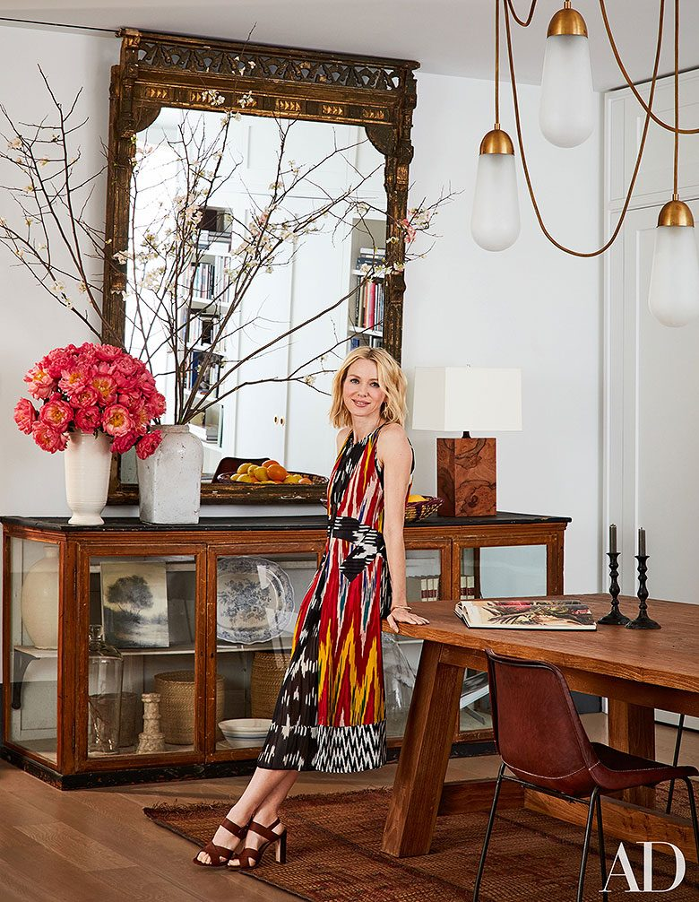 Naomi Watts at Home