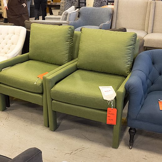 Jayson Home Warehouse Sale | Chairs