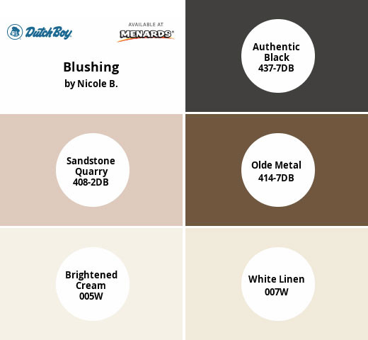 Dutch Boy Simply Yours Color Palette