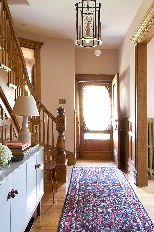 Victorian Front Screen Door   Making it Lovely, One Room Challenge