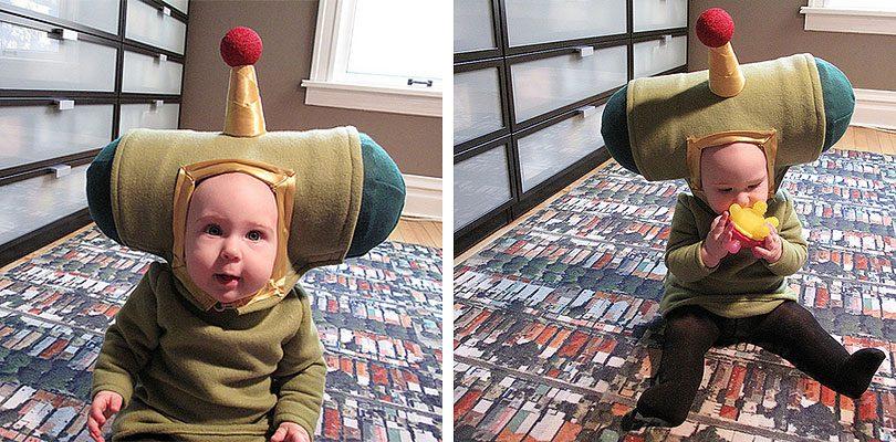 Baby Katamari Damacy Prince Halloween Costume