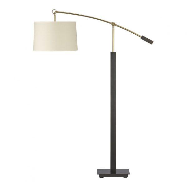 Charles Floor Lamp, Crate & Barrel