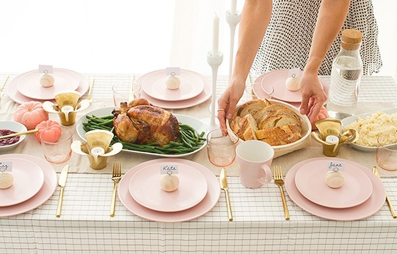 Oh Happy Day for IKEA - Pink Tabletop
