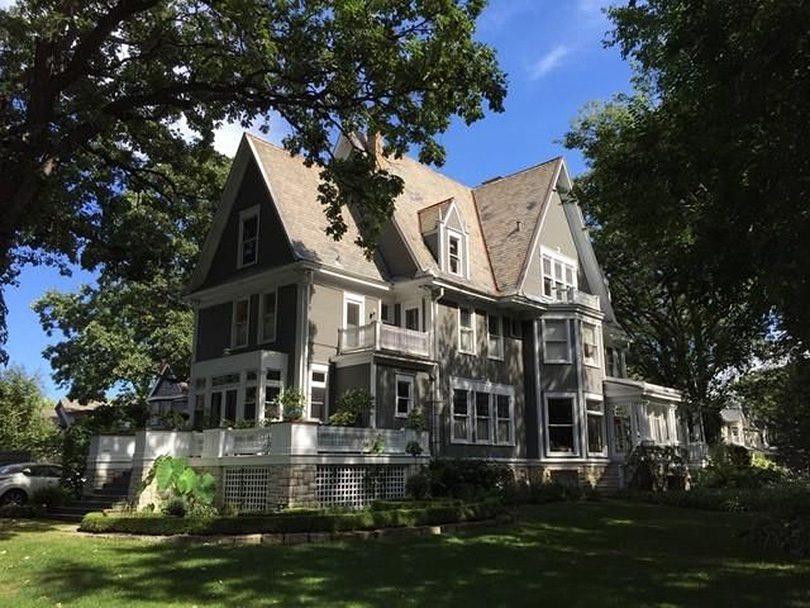 Oak Park, IL Home on Kenilworth