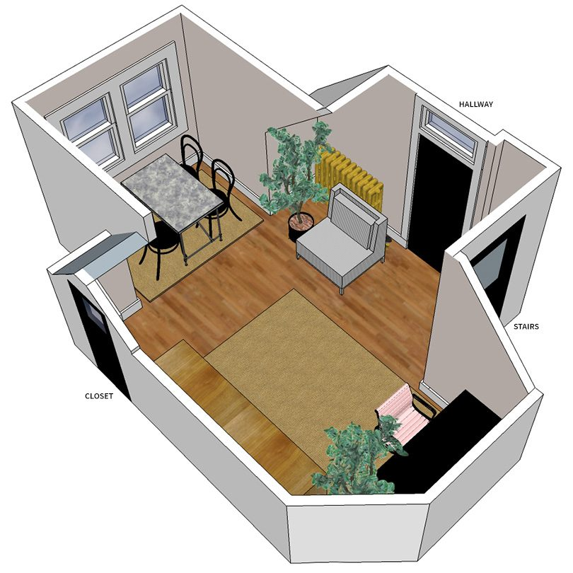 Home Office Layout | Making it Lovely