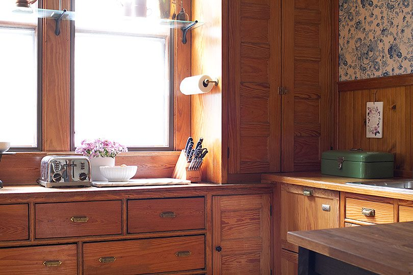 Kitchen Windows with Indow Inserts | Making it Lovely