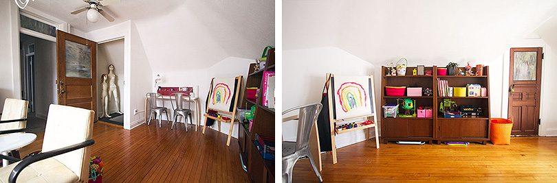 Playroom Layout (Before)