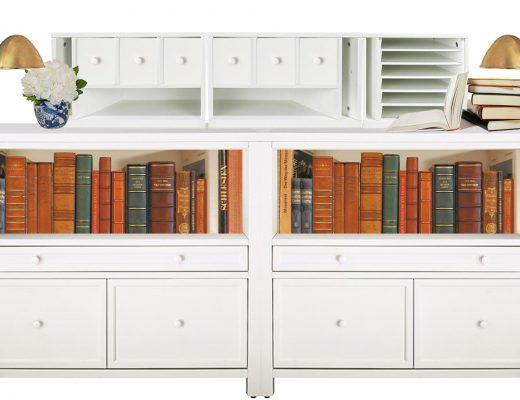 Modular Home Office Furniture (Martha Stewart Living Craft Space)