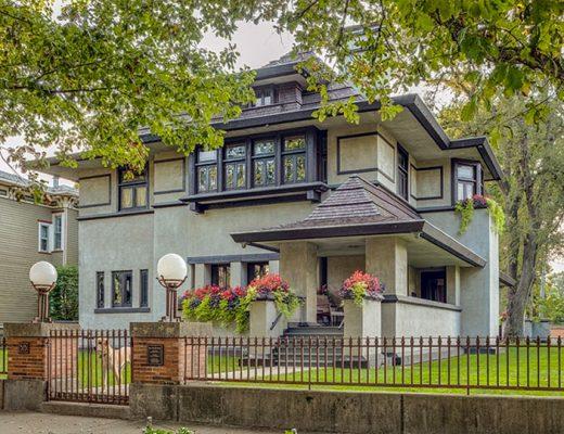 Hills-DeCaro House, Oak Park, IL