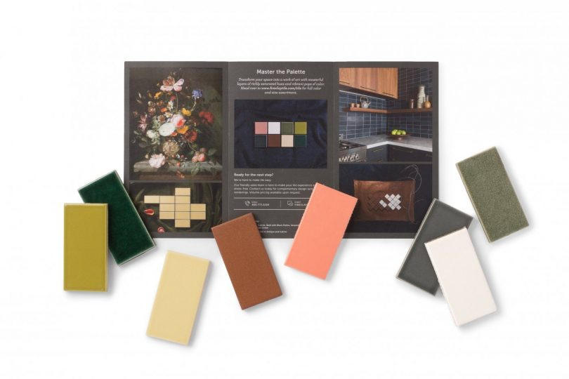 Fireclay Tile - Dutch Masters Palette