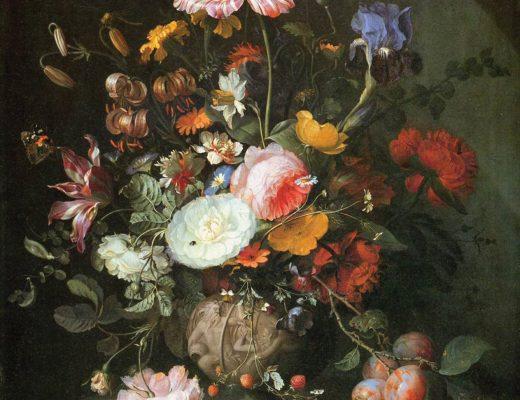 Dutch Masters palette inspiration