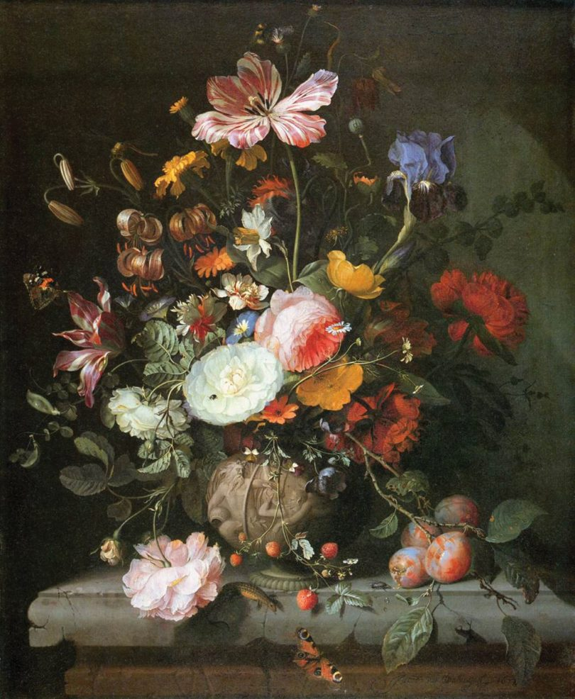 Dutch Masters palette inspiration