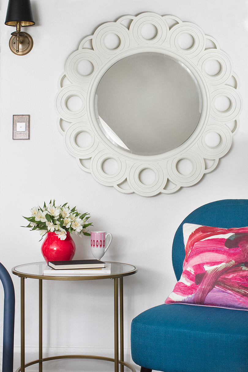 Guest Room Seating Area   Making it Lovely