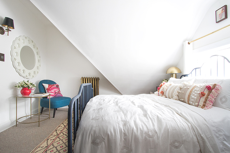 Attic Guest Room   Making it Lovely