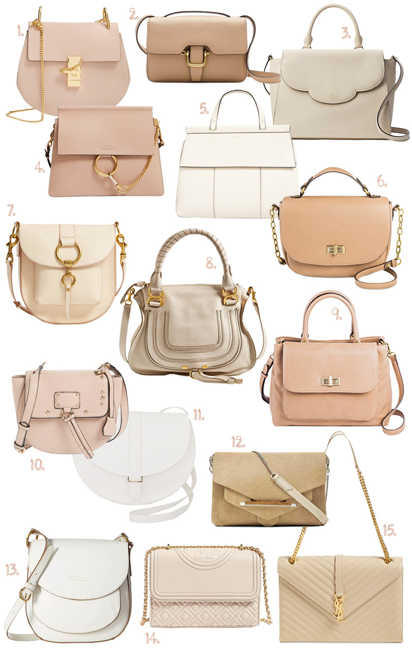 15 Spring/Summer Bags (+ Scalloped Shoes!)