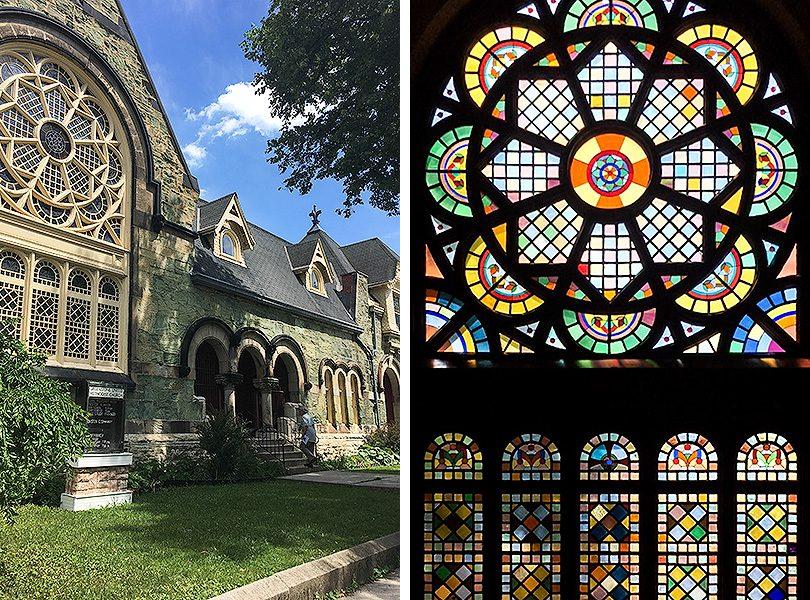 Greenstone Church, Pullman Chicago