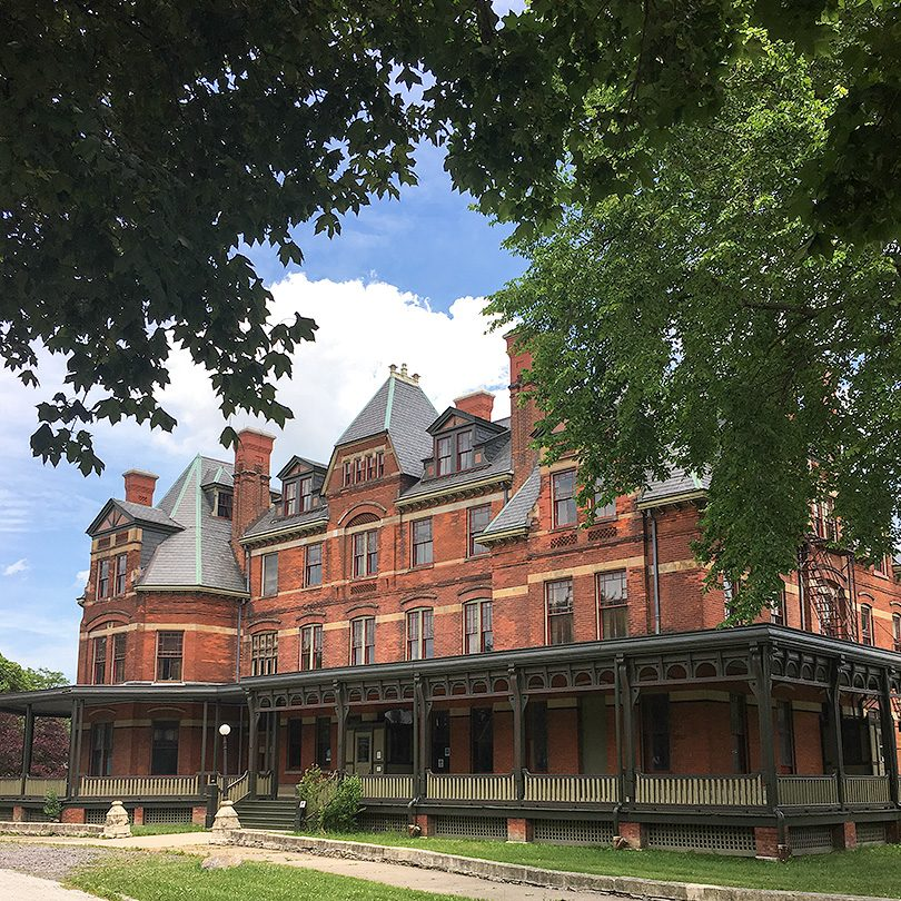 Hotel Florence, Pullman Chicago