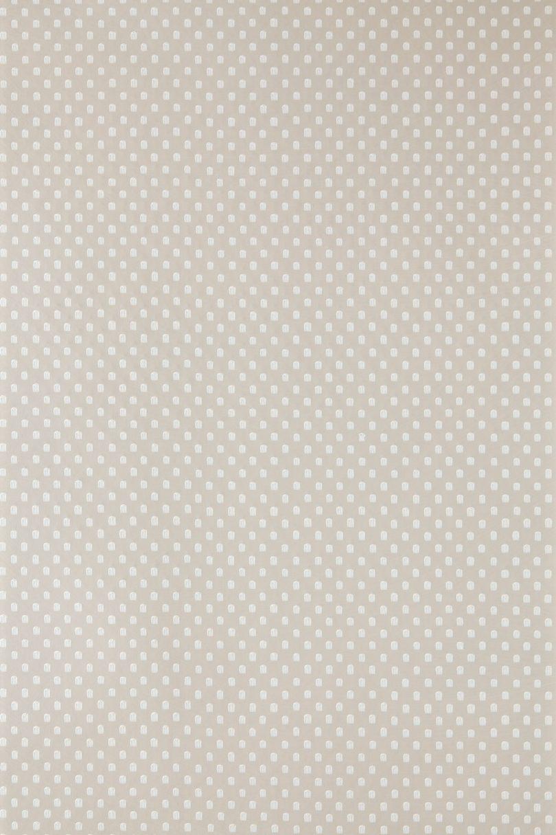 Farrow & Ball Polka Square Wallpaper