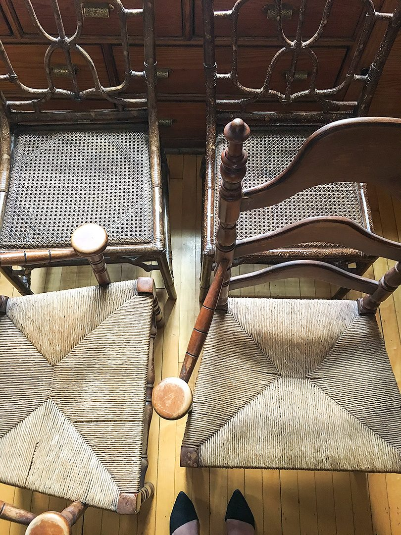 New Vintage Chair Finds!