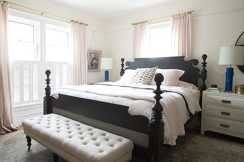 Making it Lovely's Master Bedroom