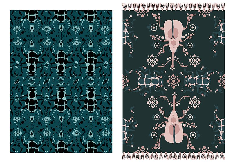 Making it Lovely - Rug Designs