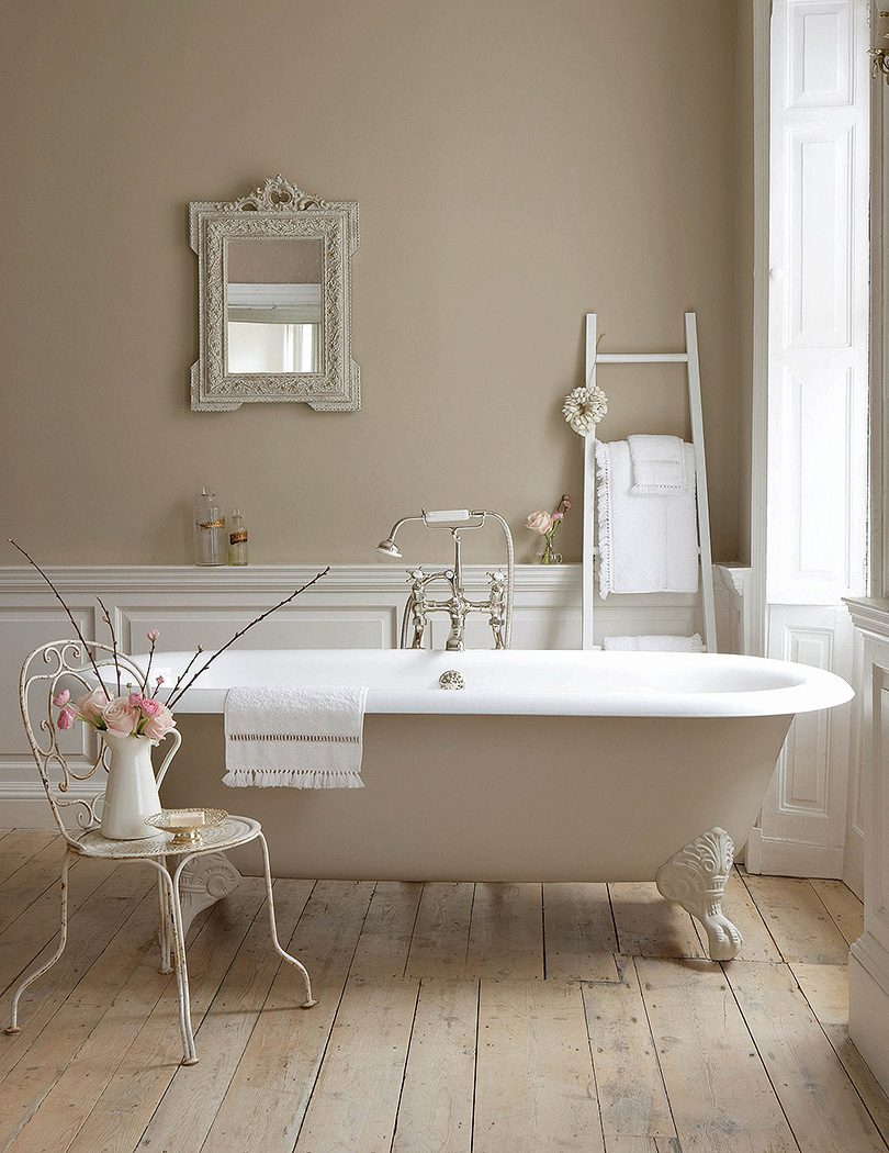 The Spey Cast Iron Bath Tub With Ball & Claw Feet by Drummonds
