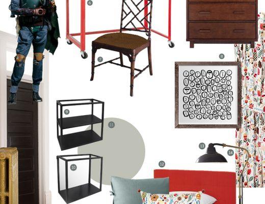 Design Plan for August's Room | Making it Lovely