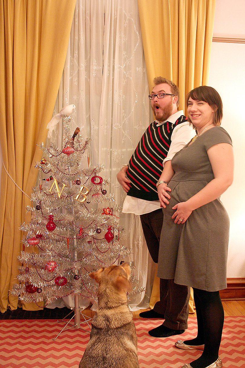 Murray at Christmas