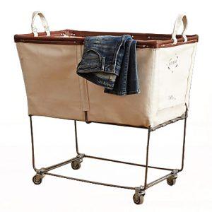 Steele Canvas Laundry Truck Cart